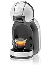 Krups Nescafé Dolce Gusto Mini Me KP123BK espressomachine en andere dranken, automatisch, grijs/zwart
