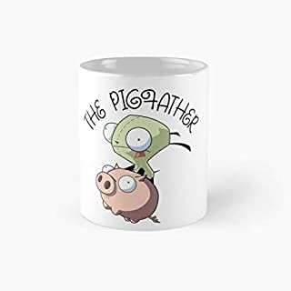 The Pig father - Funny Gift for Best Friends, Lover