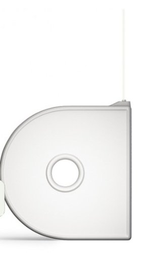 3D Systems Cube - Weiß - PLA-Filament, 380146
