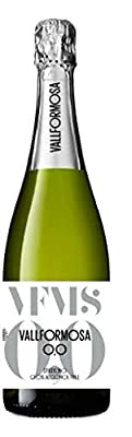 Vallformosa VFMS 0% Cava NV, Non-Alcoholic, Gifts for new Mums, Ideal for Baby Shower or Festive Party for Non Drinkers and Drivers - 750 ml