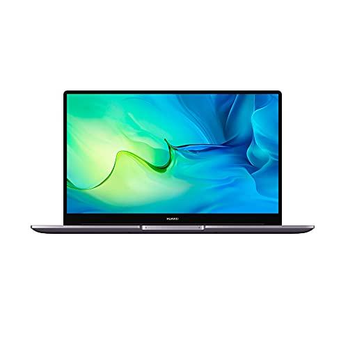 HUAWEI MateBook D 15- Laptop de 15.6', 11th Gen Intel Core i5, SSD 512GB+16GB RAM - Color Gris Espacial