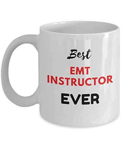 N / A EMT Instructor Geschenkidee EMS Sanitäter Kaffeetasse für Ihn Ihre Männer Frauen Sanitäter