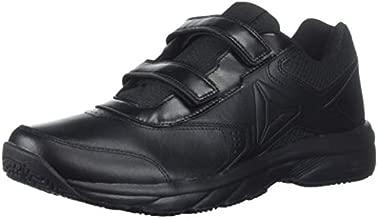 Reebok Men's Work N Cushion 3.0 KC Walking Shoe, Black/Black, 6.5 M US