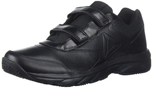 Reebok Men's Work N Cushion 3.0 KC Walking Shoe, Black/Black, 11 M...