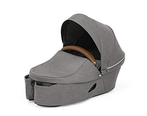 Stokke Xplory X Babyschale - Kinderwagen-Aufsatz für Stokke Xplory Fahrgestell - Farbe: Modern Grey