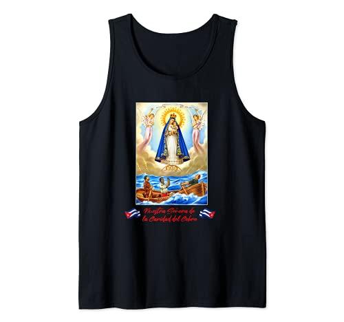 Virgen de la Caridad del Cobre, Nuestra Senora Camiseta sin Mangas