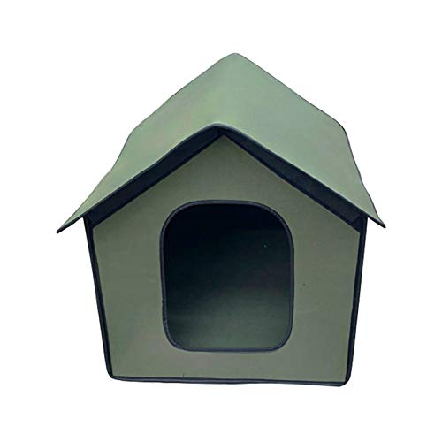 ishine Dog House Waterproof Cat House Pet Outdoor House, Feral Cat House...