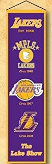 Caseys Los Angeles Lakers Wool 8