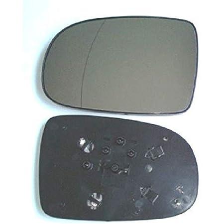 Pro Carpentis 2x Spiegel Spiegelglas Rechts Und Links Für Außenspiegel Elektrisch Und Manuell Verstellbar Geeignet Beheizbar Auto