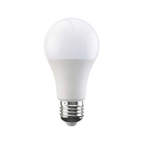 Preisvergleich Produktbild AQIN 15W Kalt Warm Smart Glühbirne Smart Wifi Lampe Alexa Glühbirnen Dimmen Glühbirne Led Rgb Farbwechsel Wifi Lampe Dimmbar Rgbw Mehrfarbige Glühbirne Arbeiten mit Alexa Google Home