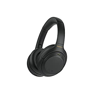 """ソニー ワイヤレスノイズキャンセリングヘッドホン WH-1000XM4 : LDAC/Amazon Alexa搭載/Bluetooth/ハイレ..."""""""