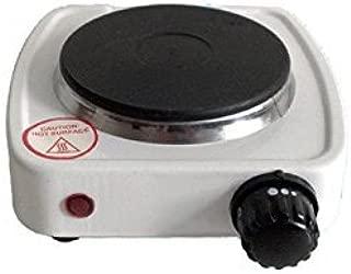 Fornello elettrico da campeggio 1 piastra diametro 105 mm 500 Watt