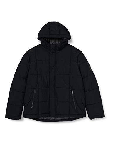 Esprit 110EE2G306 Chaqueta, 001/Black, XXXXL para Hombre