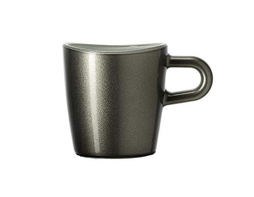 LEONARDO - Loop Espressotasse Basalto Metallic 1 Espressotasse (012894)
