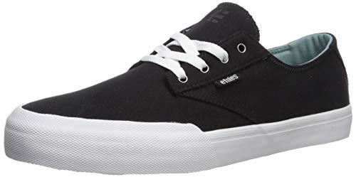 Etnies ETNAB Herren Jameson Vulc LS Skateboardschuhe, (Black/White/Silver 983), 45.5 EU