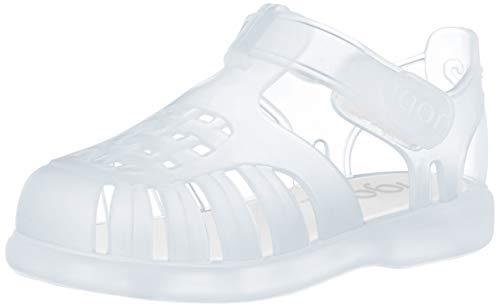IGOR - Cangrejera Tobby Velcro TR. White, Blanco, 26 EU