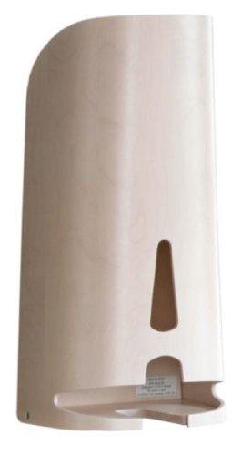 byBo design Madera nappyrette–Dispensador de pañales Chapa de Madera