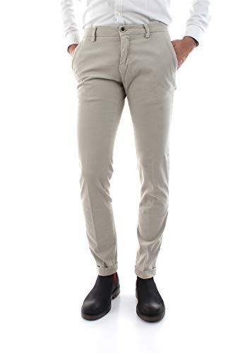 Mason's Milano MBE063 - PPN2A4973 Pantaloni Uomo Grey 52