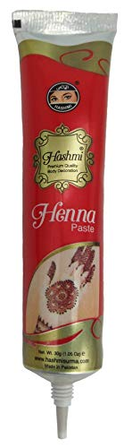 Henna Cejas marca Hashmi
