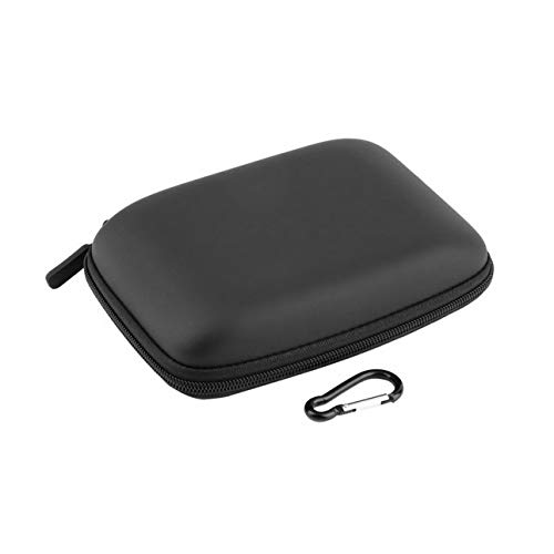 Ba30DEllylelly Protable Shock Resistant Carrying Cover Box Tasche Schutzh¨¹lle Zubeh?r Schwarz F¨¹r 6 Zoll GPS Satellite Navigator