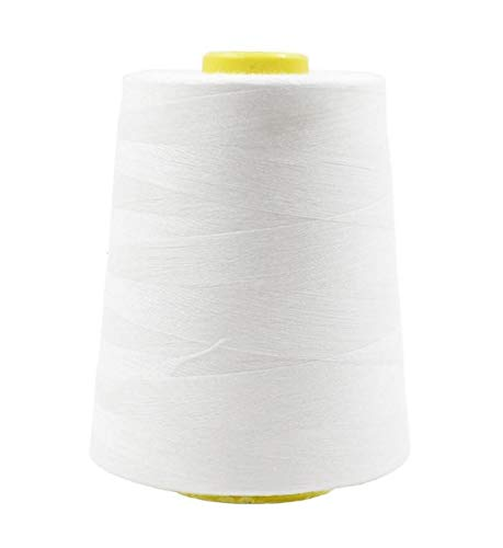 Why Choose Smoxx All Purpose Sewing Thread Cones (3000/6000/8000 Yards Each) of High Tensile Polyest...
