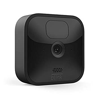Blink Outdoor - wireless weather-resistant HD security camera two-year battery life motion detection set up in minutes – 1 camera kit