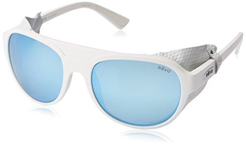 Revo Traverse 57mm High Contrast Polarized Serilium 6-Base Lens Technology Sunglasses, part of the Serilium Collection