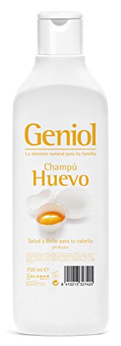EGG Shampoo 750 ml