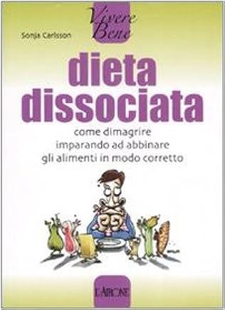 scarica la tabella di dieta dissociata di 10 giorni