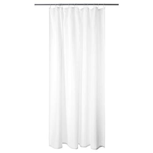 IKEA.. 204.288.93 Addarn Shower Curtain, White