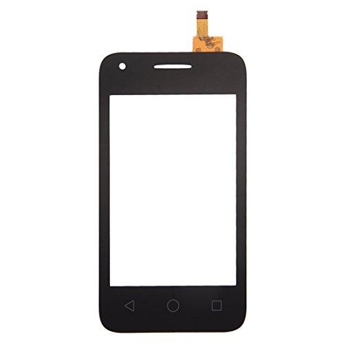 WANGQI Repuestos de reparación de teléfonos móviles For Alcatel Pixi de táctil 3 3.5/4009 Montaje de digitalizador de Pantalla (Color : Black)