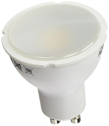 Wonderlamp Bombilla LED GU10, 8 W, Blanco neutro 4000K, 10 unidades