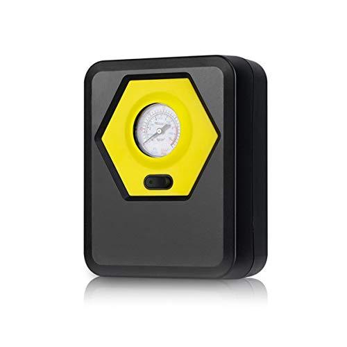 NXYJD Pointer, neumático de Coche, Bomba Inflable, iluminación, compresor de Aire automático...