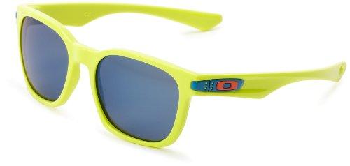 oakley garage rock round iridium sunglasses