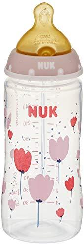 Nuk - Biberones Nuk First Bib Plast 300Ml T/C 0-6M Ancho