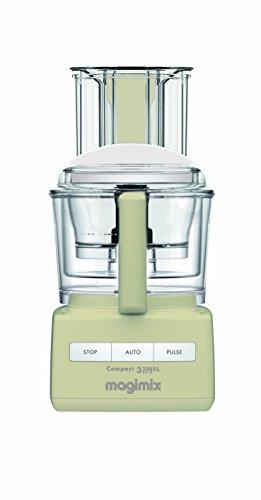 Magimix 18365 3200XL Küchenmaschine, BPA-frei, creme
