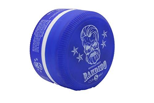 Bandido Aqua Hair Wax Nr.5 Haarwachs Haar Styling Wachs Herren Haargel 150ml Gel Wax