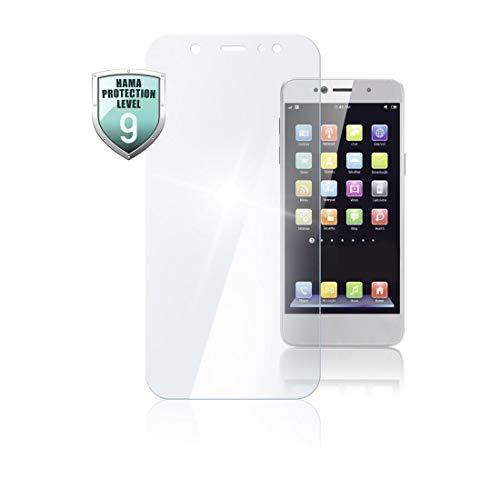 Hama Premium Crystal Glass Galaxy M20 1 Stück(e) - Bildschirmschutzfolien (Klare Bildschirmschutzfolie, Samsung, Galaxy M20, Kratzresistent, Transparent, 1 Stück(e))