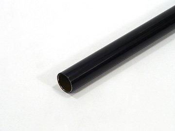 YAZAKI イレクターパイプ 450mm ブラック H-450 AAS S BL