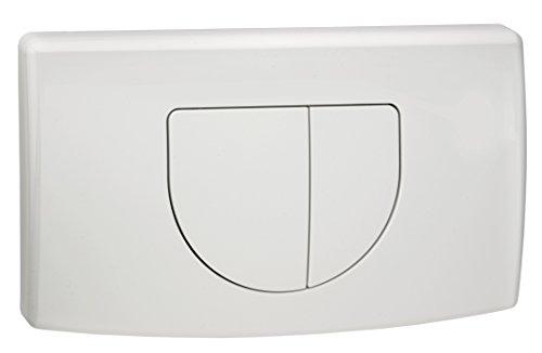 Cornat Betätigungsplatte VWC19, weiß, 2 Mengen, APV200