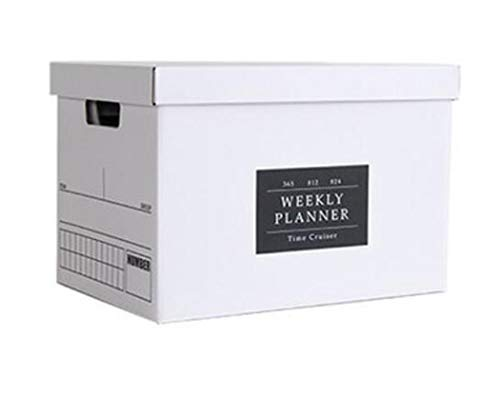Opbergdoos voor gereedschappen, opbergdoos, van karton, creatief, met deksel gemengd, box ter bescherming van het milieu.