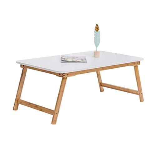 5 IN 1 TABLE Beistelltische Couchtisch Balkon Erkerfenster Teetisch Klappbarer Laptoptisch Kleiner Couchtisch Im Wohnzimmer Schlafzimmer Tatami-Tisch Bett Im Schlafsaal (Size : 60 * 40 * 25cm)