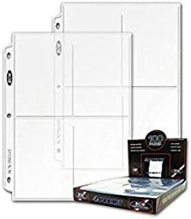 Best ultra pro 4 pocket pages Reviews