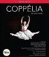 『コッペリア』 バール振付、パリ・オペラ座バレエ、マルティネズ、ジルベール、他(2011)