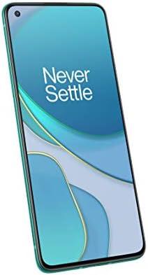 OnePlus 8T Aquamarine Green 5G Unlocked Android Smartphone U S Version 256GB Storage 12GB RAM product image