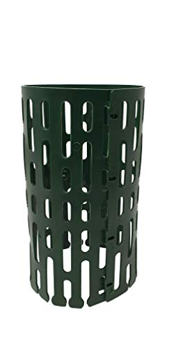 GREEN24 1 Stck. Stammschutz-Manschette Baumschutz gegen Mähschäden - schützt Bäumstämme im Rasen gegen mechanische Beschädigungen durch Rasenmäher, Freischneider, Kantenschneider (1 Stück)