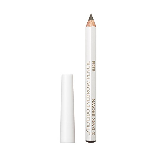 Shiseido Waterproof Eyebrow Pencil - [02 Dark Brown]