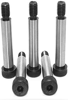 SCRW-016215 1pcs Size: M8X50mm Plug Screw - 1pcs M8 Hexagon Alloy Steel Shoulder Screws of Class 12.9