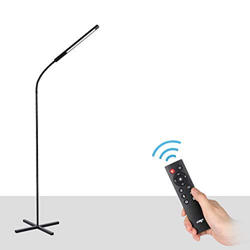 SUNA Creative Lampe De Plancher De Contrôle à Distance CEP Moderne Minimaliste Salon Chambre Protection Des Yeux Lampe De Sol Led Lampe De Table Verticale