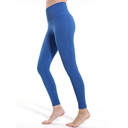 HP-YSH Leggings De Cintura Alta para Mujer Polainas De Levantamiento De MelocotóN Medias Levanta Cola Pantalones De Yoga para Control De Abdomen para Hacer Deporte Hacer Ejercicio Bailar Correr